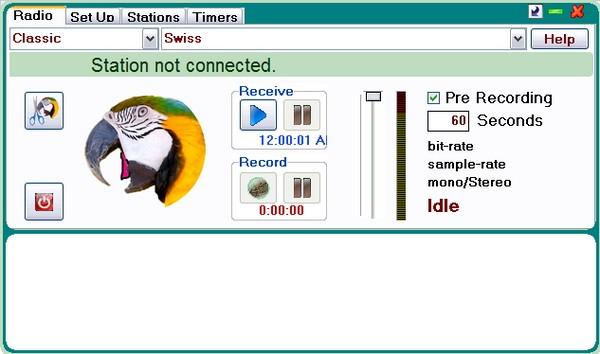 Mendengarkan dan Merekam Radio Kesayangan dengan Click Ga Ga