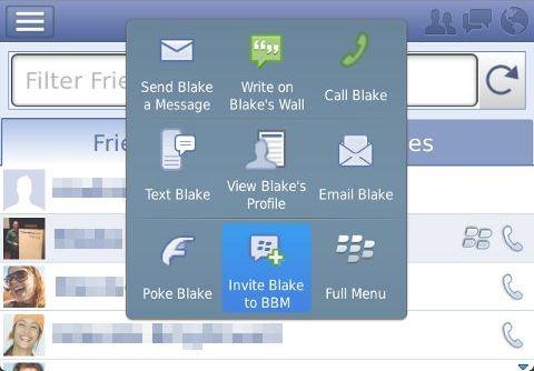 Facebook versi 3.3 untuk BlackBerry telah Dirilis. Apa Saja Fitur Terbarunya