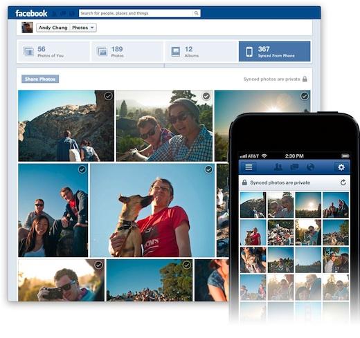 Fitur Baru Photo Sync Facebook untuk Upload Foto Otomatis pada Android dan iOS