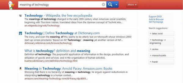 6 Fitur DuckDuckGo yang Takkan Kamu Temukan di Google