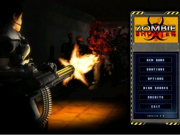 Zombie Shooter : Game Shooter Zombie yang Seru dan Menegangkan
