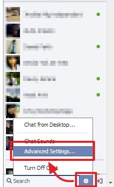 Putuskan Siapa yang Ingin dan Tidak Ingin Kamu Chat Pada Facebook