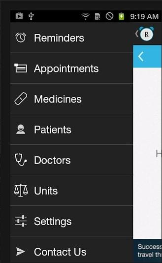Rx Medicine Reminder  Cara Tepat Untuk Mengingat Jadwal Minum Obat dan Janji Bertemu Dokter