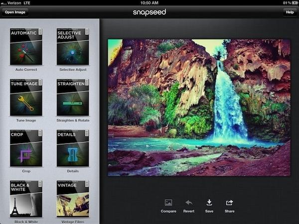Photo Editor Snapseed Sekarang Sudah Tersedia Gratis Untuk Android!