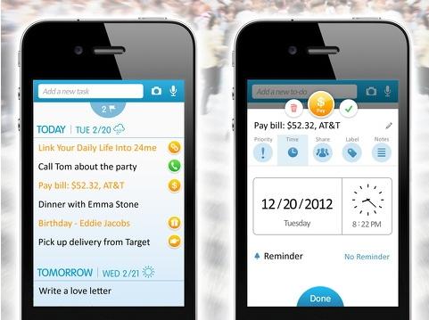 """""""24 Me"""" : Aplikasi To Do List Untuk Mengingat Semua Tugas yang Harus Dikerjakan"""