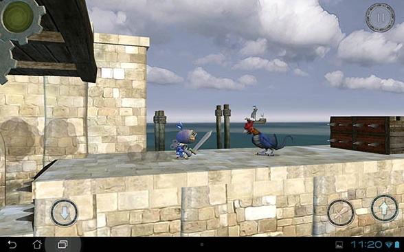 Wind-up Knight : Game Petualangan 3D yang Membutuhkan Kecepatan