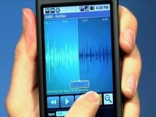 Buat Sendiri Ringtone Android dengan Ringdroid