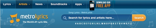 5 Situs Untuk Menemukan Lirik Lagu Dengan Mudah dan Cepat