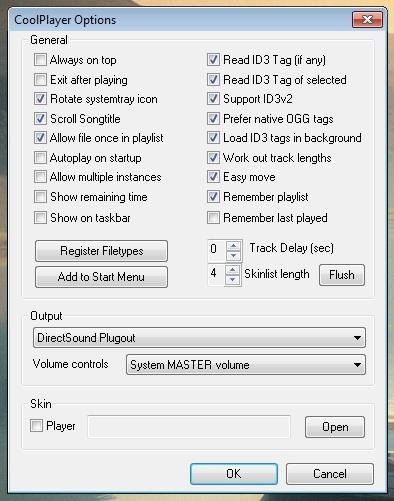 CoolPlayer : Audio Player yang Mungil, Stylish dan Super Ringan