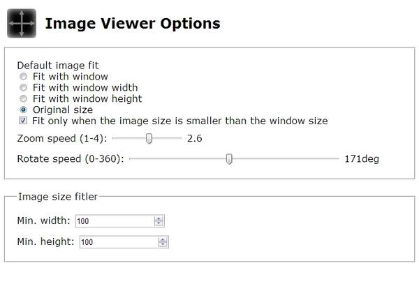 Image Viewer : Ekstensi Chrome Untuk Zoom, Pan dan Rotate Gambar