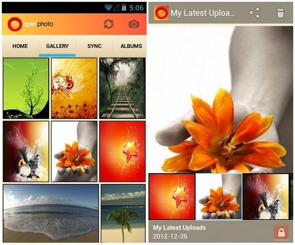 OpenPhoto Kini Sudah Tersedia Untuk Android!