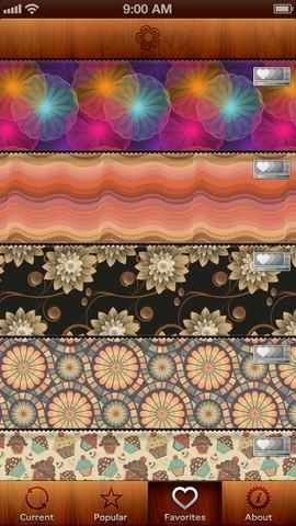 Dapatkan Ribuan Wallpaper Gratis Untuk iPhone dengan Seamless