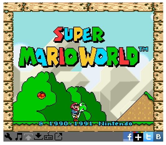 Mainkan Game Nintendo Klasik Secara Online Melalui SNES.com
