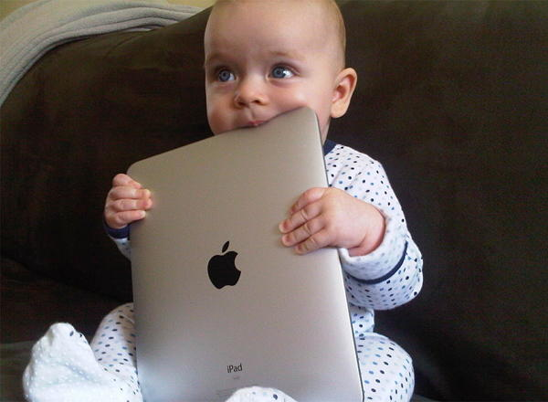 Dampak negatif gadget elektronik pada anak-anak