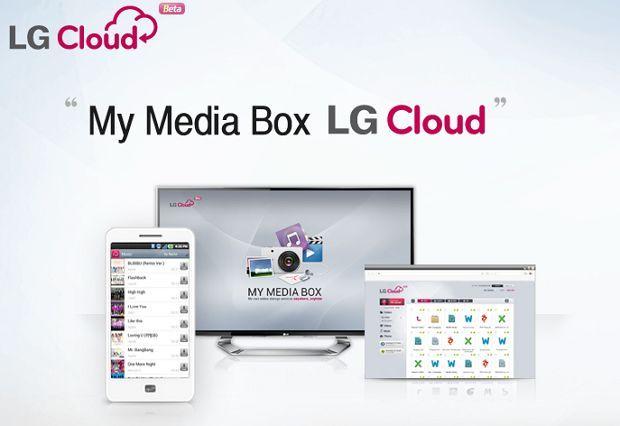 LG Meluncurkan LG Cloud untuk Mengejar Apple iCloud dan Samsung S-Cloud