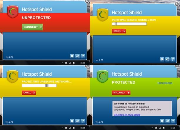 Lindungi Privasi Saat Online dengan Hotspot Shield