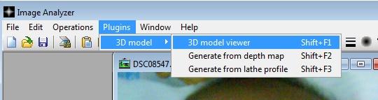 Image Analyzer : Image Editor Dengan Fitur dan Fungsi Ekstra