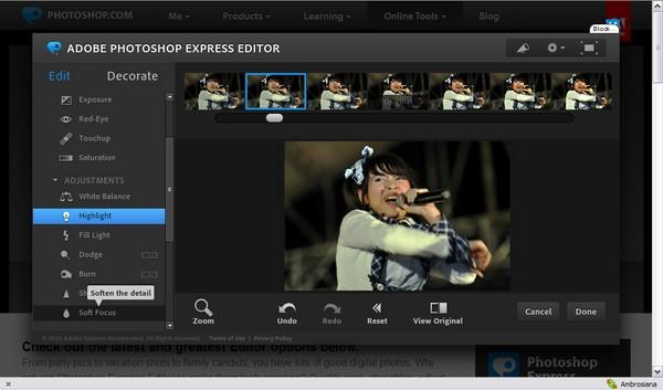 Penggemar Photoshop tapi Sedang Jauh dari PC? Gunakan Photoshop Express Editor!