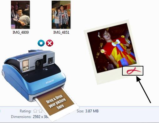 Cara Mudah Membuat Foto Biasa Menjadi Polaroid Menggunakan Poladroid
