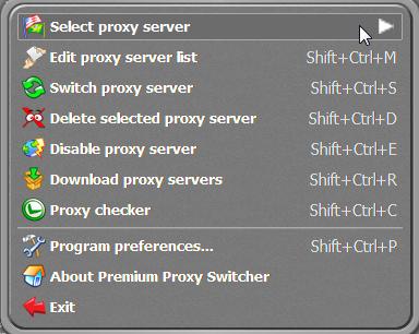 Premium Proxy Switcher  Cara Mengganti Proxy Secara Cepat dan Mudah
