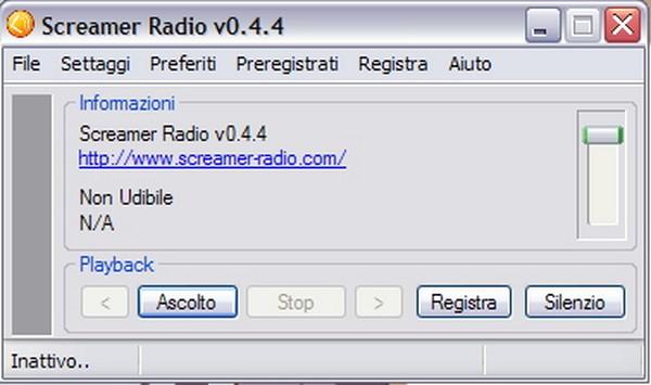 X-Screamer Radio: Mendengarkan dan Merekam Radio Streaming dengan Mudah