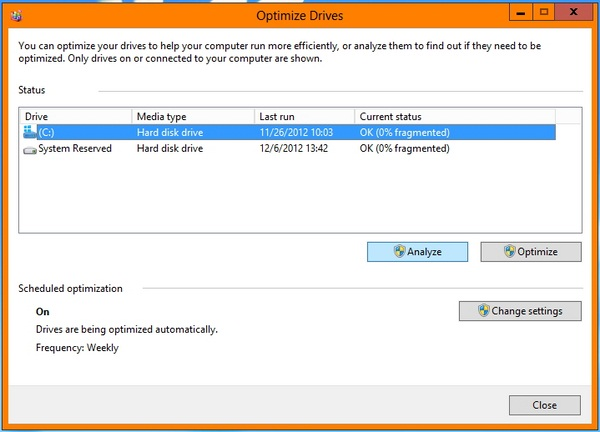 Cara Mudah Untuk Mempercepat Windows 8