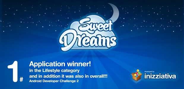 Sweet Dreams : Aplikasi Android ini Membantu untuk Tidur dengan Nyenyak