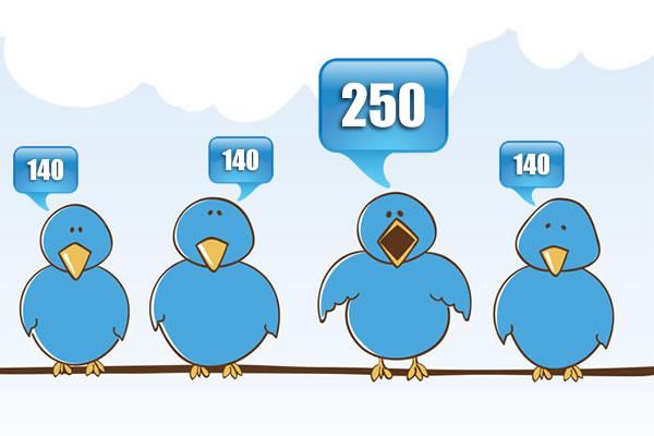 Twitter akan Mengurangi Jumlah Tweetnya tak Lagi 140 Karakter