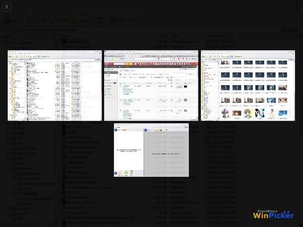 Menampilkan Semua Active Windows Kamu dengan WinPicker