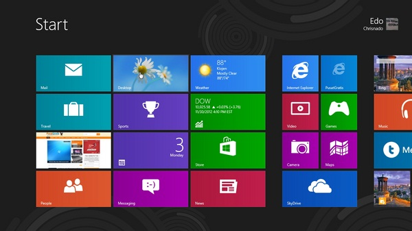 Cara Mengubah Warna Window Border di Windows 8