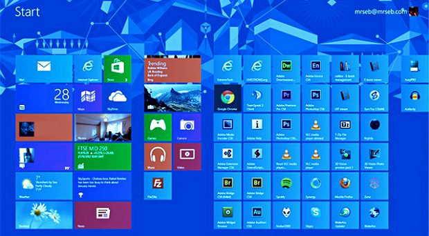Windows Blue Dikabarkan Telah Masuk dalam Fase Alpha Testing