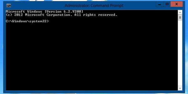 Cara Membuka Command Prompt Sebagai Administrator di Windows 8