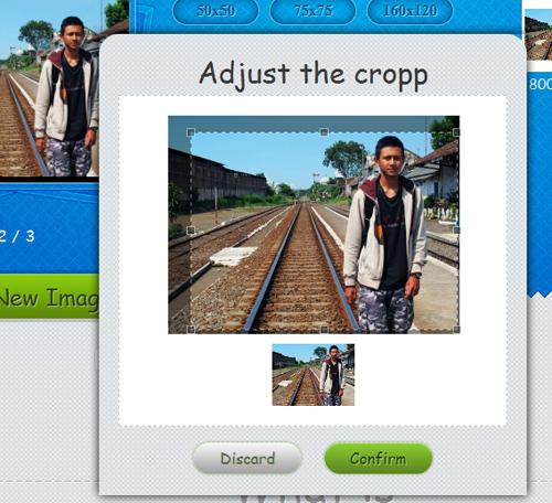 Melakukan Cropping Foto Dalam Berbagai Ukuran Sekaligus Menggunakan Cropp.me