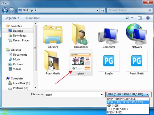 Cara Menyalin Teks dari Gambar Menggunakan GT Text