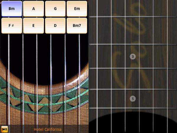 Bermain Musik Gitar Secara Virtual dengan Guitar Solo Lite