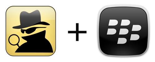 iSpy : Aplikasi untuk Memantau Kegiatan Pasanganmu di BlackBerry