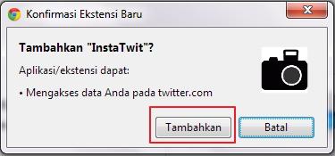 Cara Mengakses Kembali Foto Instagram di Twitter Menggunakan InstaTwit