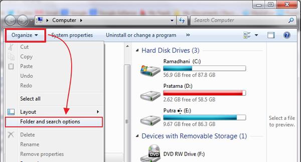 Cara Mudah Mengembalikan Folder yang Terbuka Saat Komputer Merestart