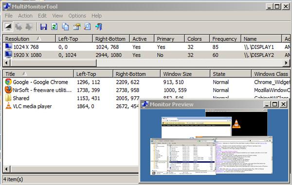 Mengelola Banyak Monitor Sekaligus dengan Multi Monitor Tool