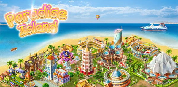 Membuat Tempat Parawisata Secara Virtual dengan Paradise Island