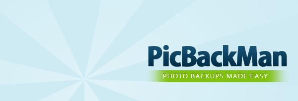 PicBackMan: Tools Backup Foto Gratis dengan Kemampuan Ekstra