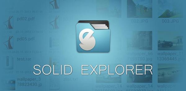Solid Explorer : File Manager Untuk Android dengan Fitur Cloud Storage