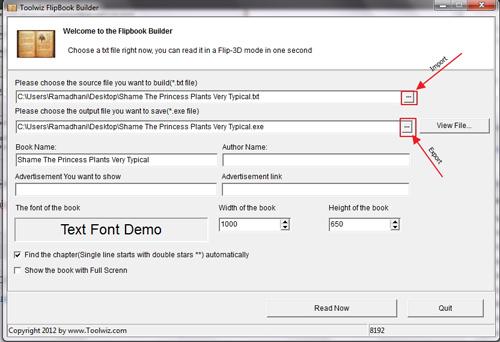 Semakin Mudah Membuat Ebook dengan ToolWiz Flipbook