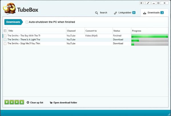Mendownload Video Dari Beberapa Channel Sekaligus dengan TubeBox
