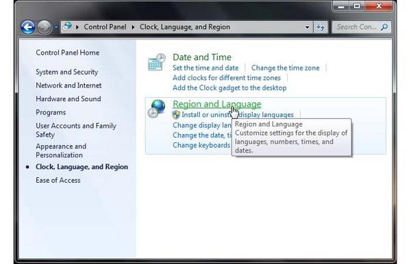 Cara Mengatur Tampilan Waktu yang ada di Windows