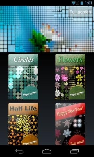 Dapatkan Berbagai Macam Wallpaper Live yang Menarik dan Unik dengan Ditalix [Android]