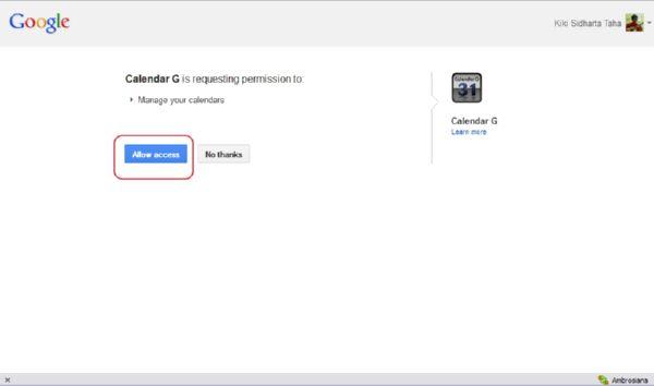 Calendar G: Aplikasi Keren untuk Mengatur Jadwal berdasar Google Calendar Kamu