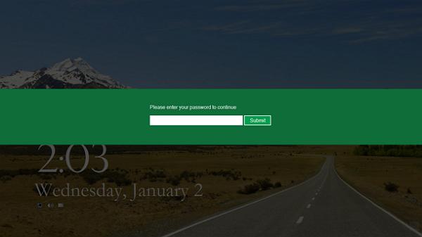 Ganti Tampilan Lock dan Login Ala Windows 8 dengan WinLockPro