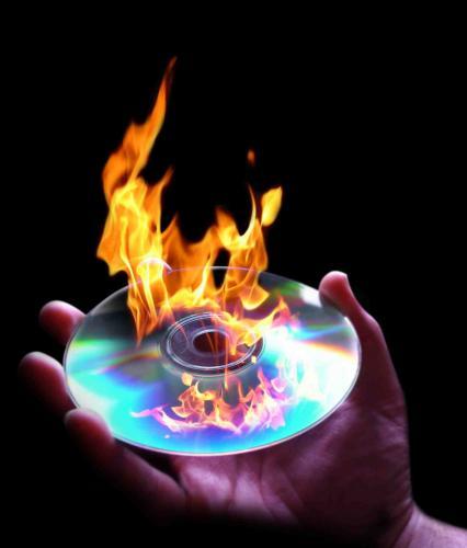 Cara Mudah Burning CD dan DVD dengan InfraRecorder