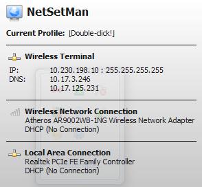 Cara Mudah Mengganti Pengaturan Jaringan dengan Bantuan NetSetMan